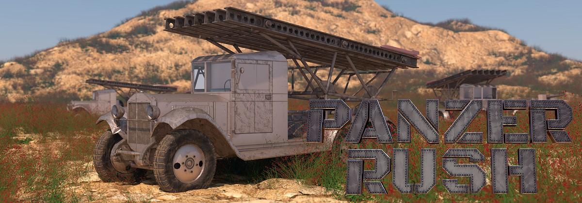Build Your Own Garage >> Panzer Rush